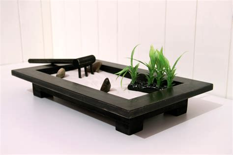 table zen garden mini indoor zen garden decor ideas indoor