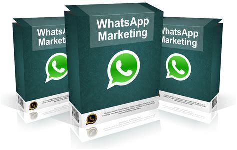 Jual Masker Kefir Makassar saatnya anda melirik whatsapp marketing untuk meningkatkan