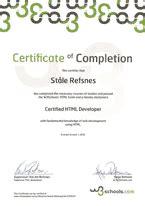 html5 template w3schools w3schools css certificate