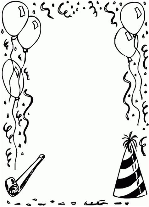 cornici da colorare cornice carnevale disegno da colorare gratis disegni da