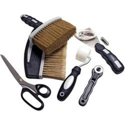 Tools For Wallpaper Hanging