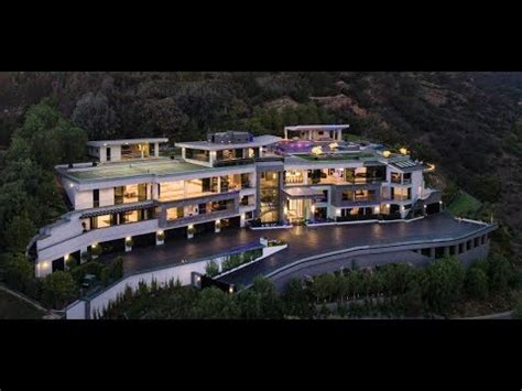 dan bilzerian new house 10979 chalon road bel air ca