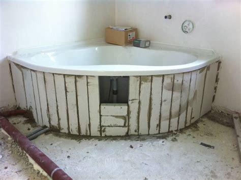 badewanne einmauern ytong kreativ badewanne ytong einmauern anleitung unruffled auf