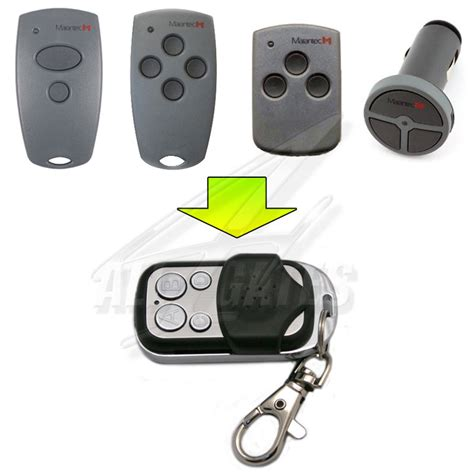 Marantec Garage Door Opener Universal Remote Marantec 302 304 313 321 323 131 Replacement Compatible