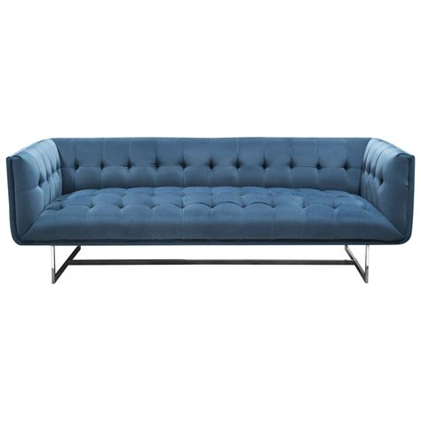 diamond sofa furniture diamond sofa hollywood hollywoodsobu tufted sofa in royal
