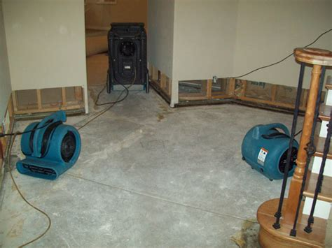 flooded basement los angeles cleanup water in basement