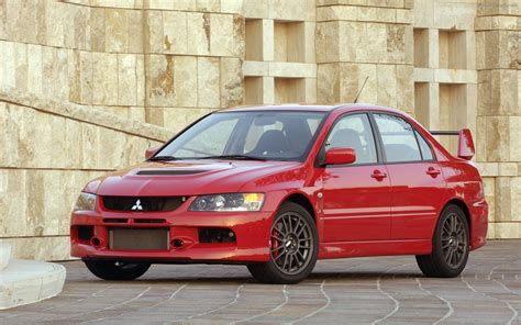 mitsubishi lancer evolution 9 mitsubishi lancer evo ix mr widescreen exotic car