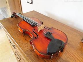 Cloverleaf Home Interiors by Antiques Atlas Violin Victorian Scottish By Frank
