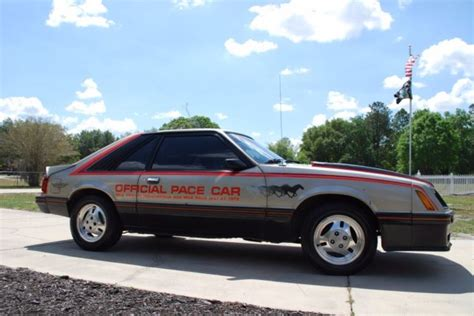 1979 ford mustang turbo 1979 ford mustang pace car 2 3l turbo original paint