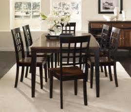 7 piece dining room sets a america furniture bristol point 7 piece dining room set