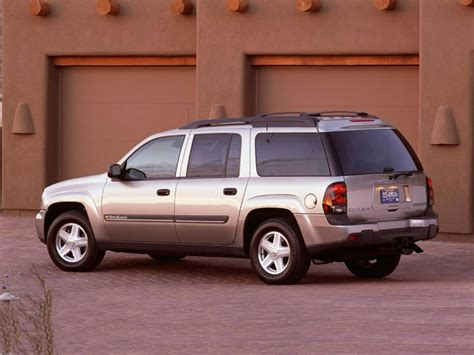 2002 chevrolet trailblazer 2002 chevrolet trailblazer ext overview cars