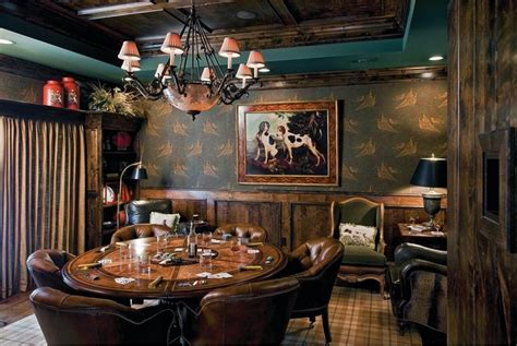 Super House Design Your Dream Home Top 10 Stylish Poker Rooms