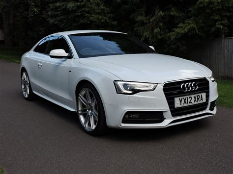 Wei Er Audi A5 by Audi A5 Coupe 2 0 Tfsi 210 S Line Quattro Walkaround