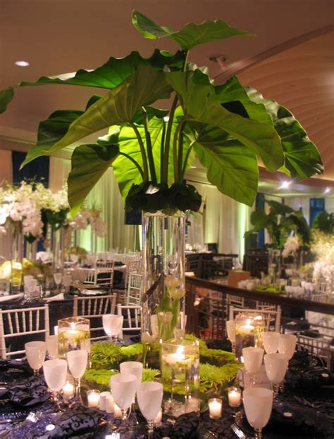 Simple Flower Arrangements by Simple Yet Sophisticated Flower Design For Bar Mitzvah