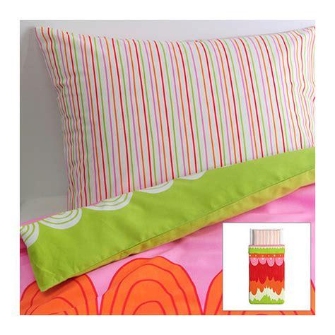 ikea twin comforter ikea 196 ngskrasse twin duvet cover pillowcase set multicolor