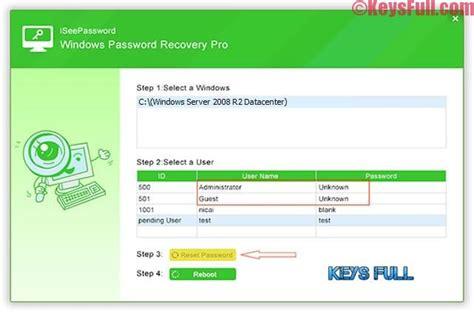 windows password reset professional full version free download iseepassword windows password recovery pro 2 6 2 2 crack