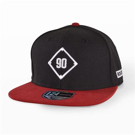 90 fitted hat routine baseball