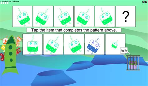 pattern recognition android code amazon com kids pattern recognition beginning