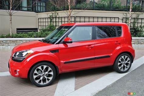 2013 Kia Soul Consumer Reviews 2013 Kia Soul 4u Luxury Car News Auto123