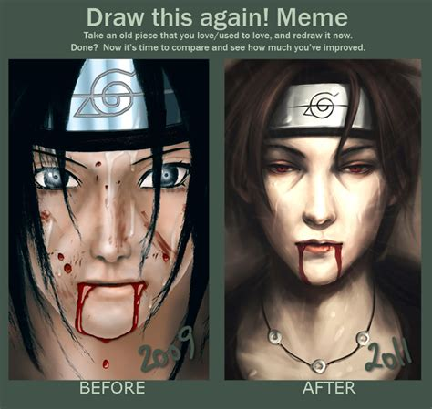 Before And After Meme - meme before and after by v3rc4 on deviantart