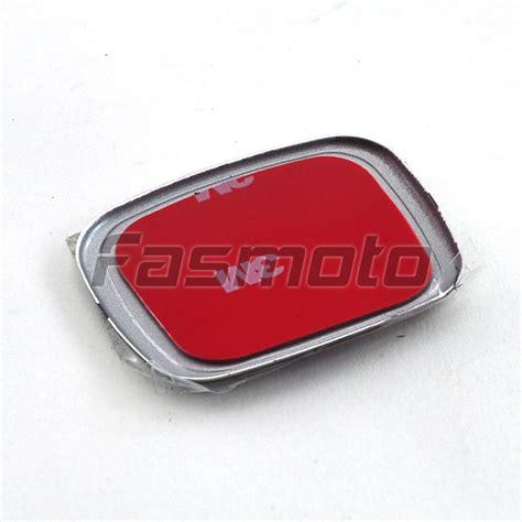 Emblem Honda Type R honda type r style emblem for steering wheel