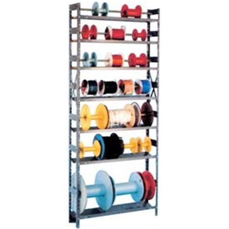 Cable Dispenser Rack by Bulk Rack Reel Rack Dispensers Equipto Wire Spool