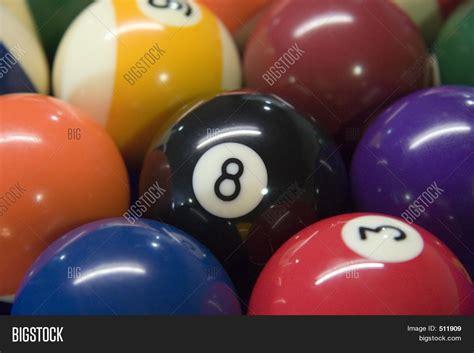 racked pool balls pool balls racked image photo bigstock