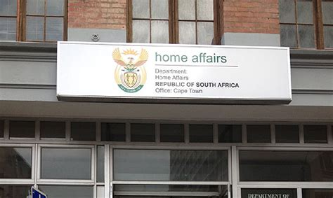 vacancies at department of home affairs