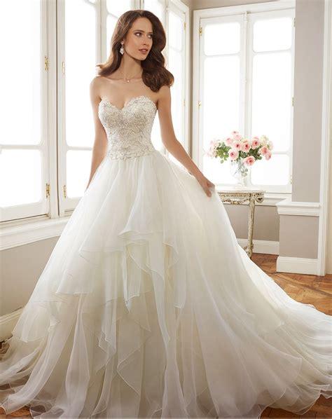 01 Princess Dress princess wedding gowns 2017 fashion dresses