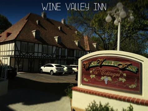 wine valley inn cottages hotel in solvang california