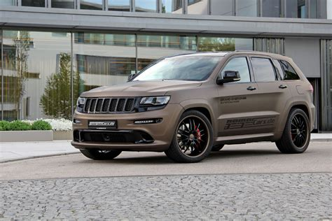Jeep Grand Cherokee Srt8 Supercharged By Geigercars