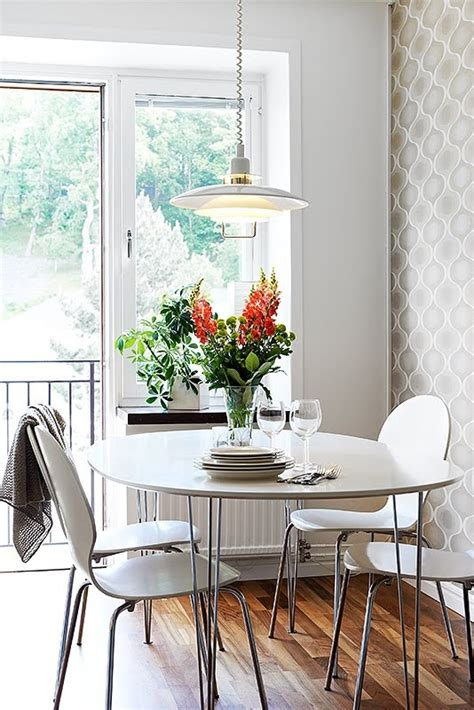 small eat in kitchen table eat in kitchen dining cute white table and modern chairs