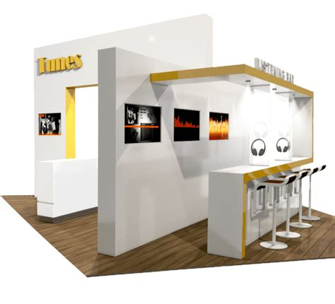 design booth simple trade show booths custom exhibits simple solutions