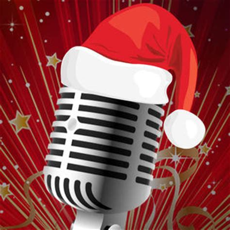 karaoke christmas sing along with your favorite