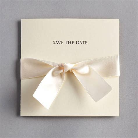 wedding invitations with bows bow wedding invitation by twenty seven