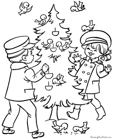 tree coloring page pdf christmas tree coloring printables coloring home