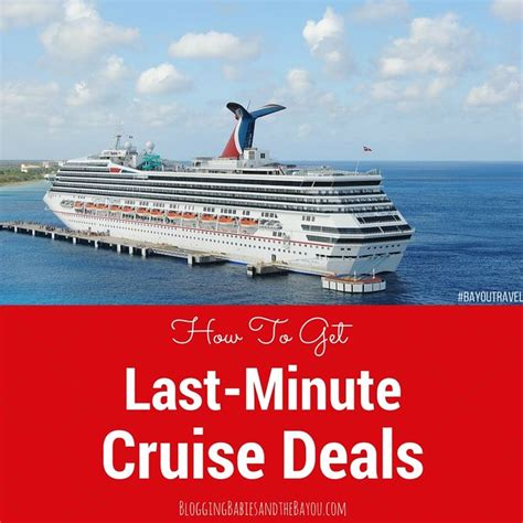 discount cruise deals 1000 ideas about last minute cruises on