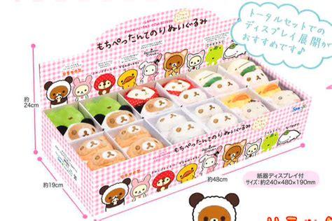 Boneka Rilakuma Frogy Second 3 rosy s garden san x characters tsum style mochipettan palm size san x plush store