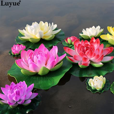 artificial lotus flower buy wholesale artificial lotus flower from china
