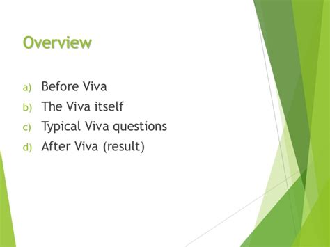Mba Viva Questions Finance by Dsg Webinar Viva Voce By Dr Siti Uzairiah