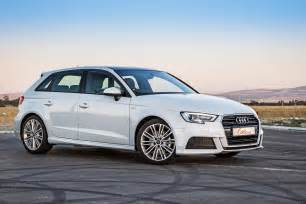 audi a3 2 0t sportback auto 2017 review cars co za