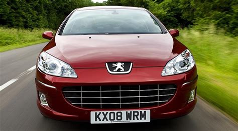 peugeot 407 1 6 hdi review peugeot 407 1 6 hdi 2008 review by car magazine