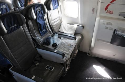 Delta Boeing 757 Economy Comfort by Review Traveling To Keflav 237 K On An Icelandair Boeing 757