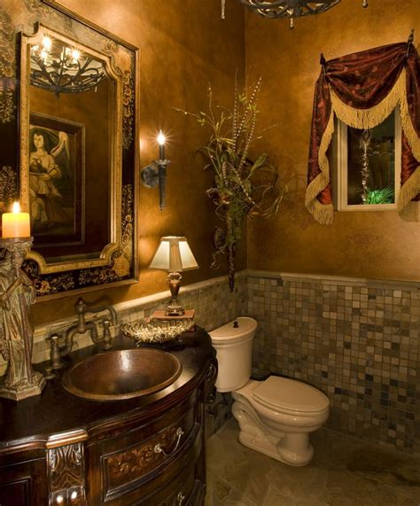 Tuscan Bathroom Ideas by Best 25 Tuscan Bathroom Decor Ideas Only On Pinterest