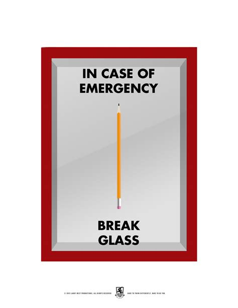In Of Emergency Glass Template amendment remedy by luvataciousskull on deviantart