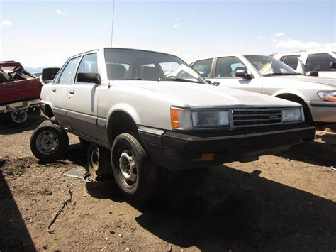 junkyard find 1986 toyota camry the about cars