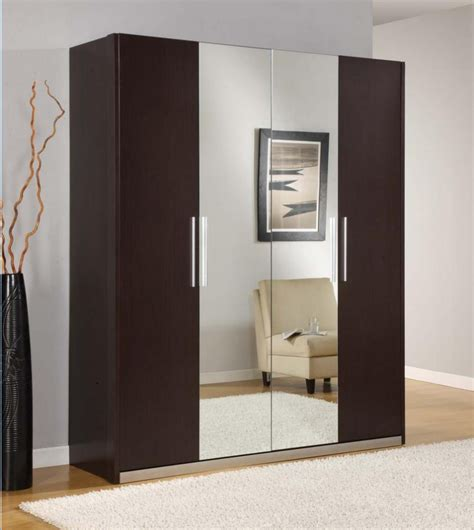 Bedroom wardrobe with dressing table, wood wardrobes for