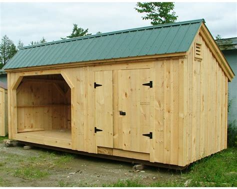 8x16 Shed by Weekender 8x Jamaica Cottage Shop