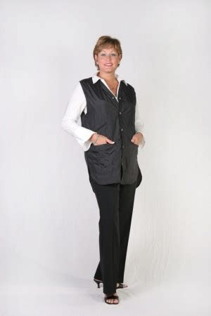 Hair Stylist Vest by Barber Jackets And Vest Hairstyle 2013
