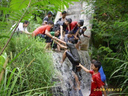 Saling Membantu Helping by Vantsoldier S Weblog Sma Seminari Menengah St Petrus